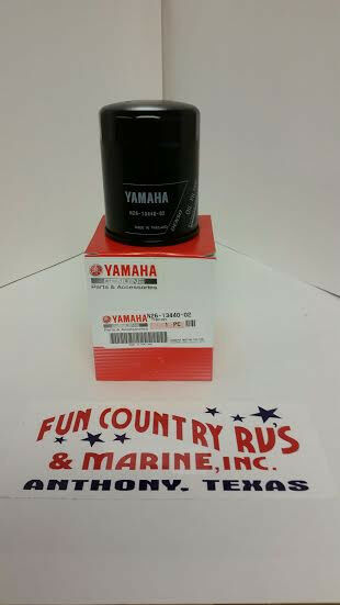 Yamaha vf200 vf225 vf250 outboard oil filter n26 13440 00 for Yamaha outboard fuel filters