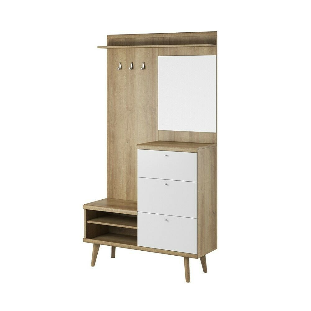 jugendzimmer komplett kinderzimmer wohnwand carmelo ebay. Black Bedroom Furniture Sets. Home Design Ideas