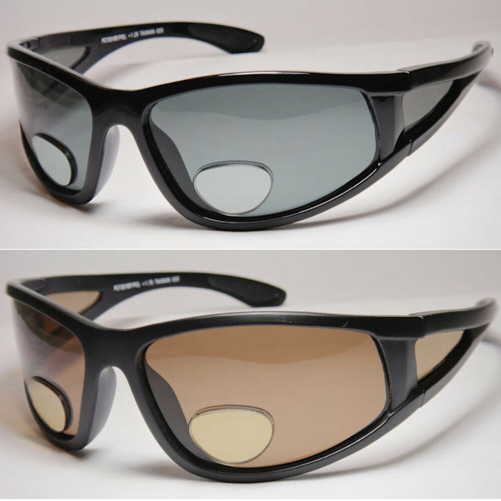 Polarized sunglasses with bifocal for Bifocal fishing sunglasses