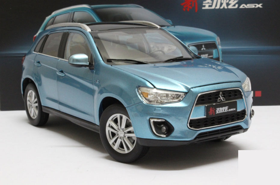 1 18 mitsubishi 2015 asx suv die cast model ebay. Black Bedroom Furniture Sets. Home Design Ideas