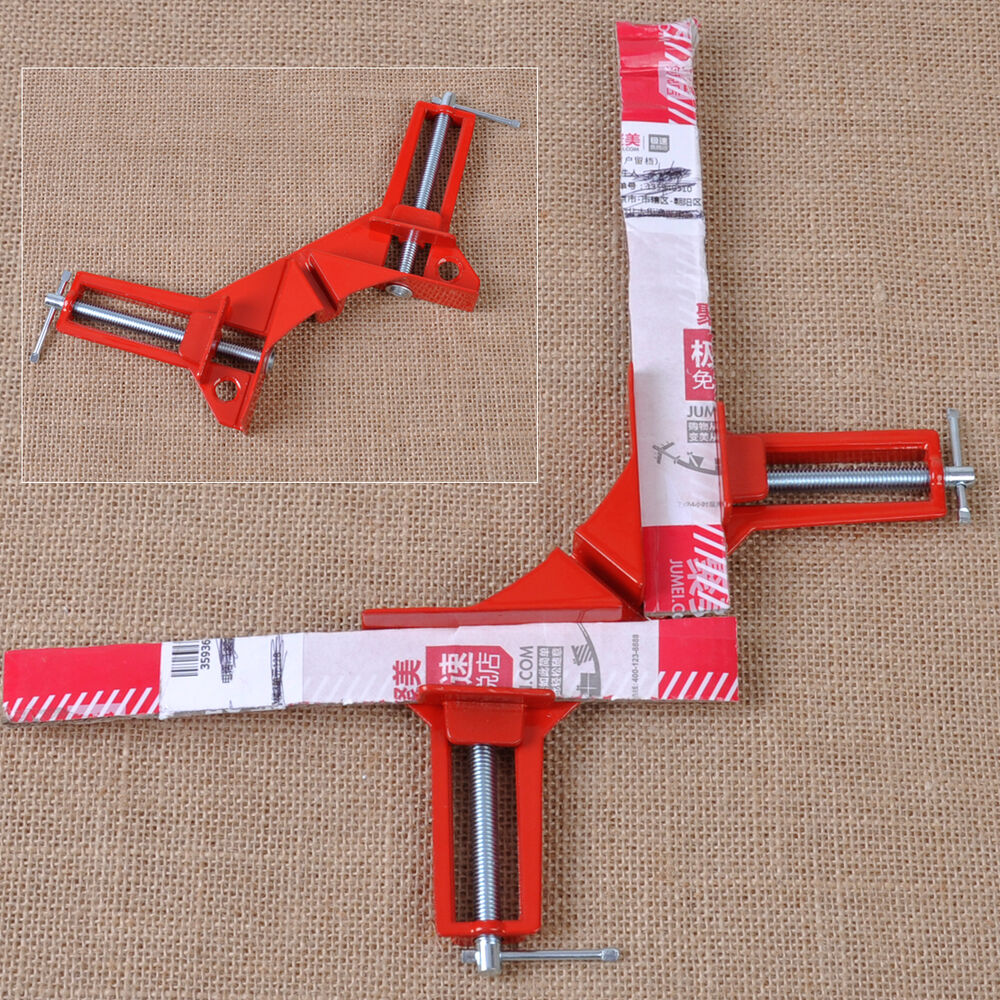 Right Angle Frame : Quot right angle miter corner picture frame clamp holder