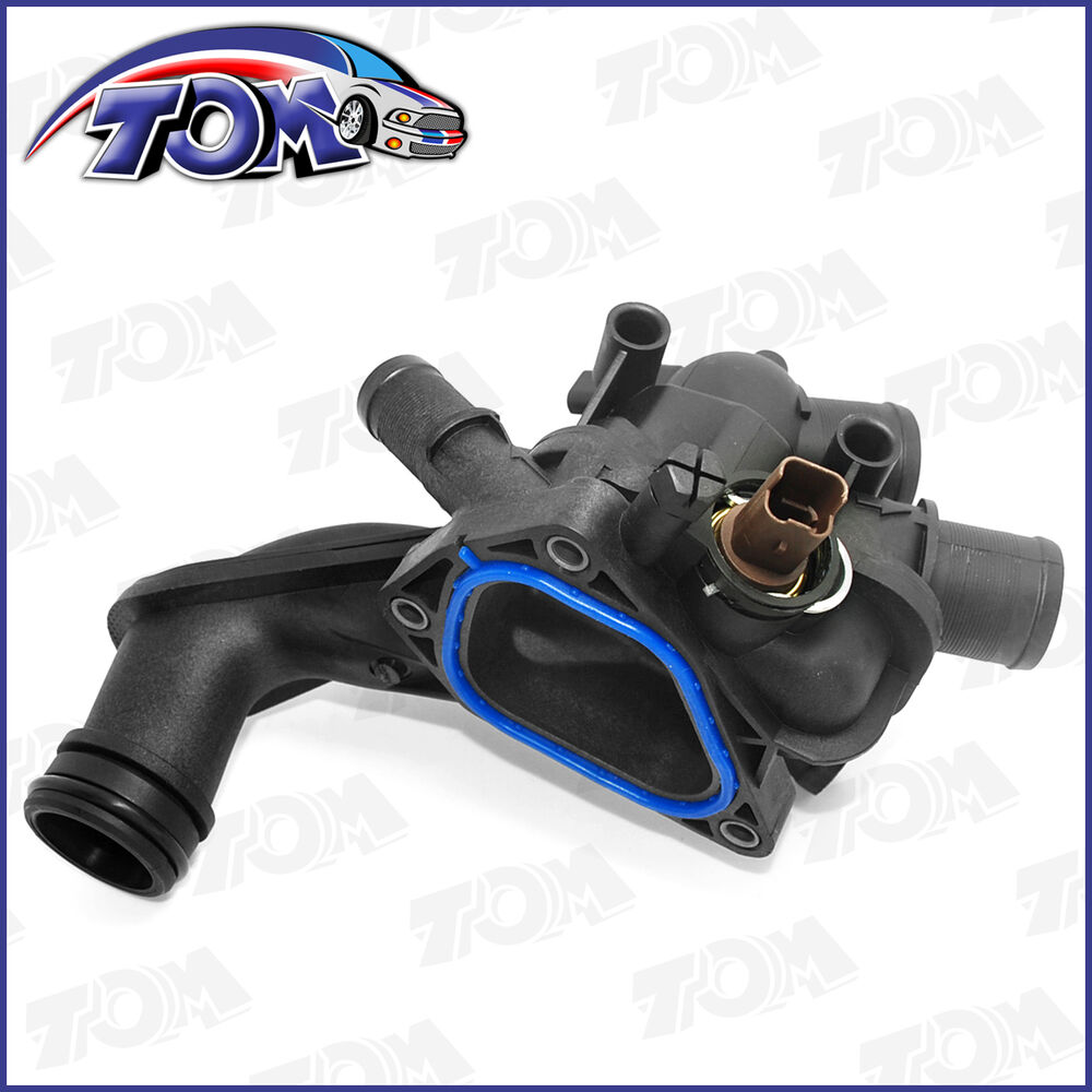 Brand New Thermostat Housing And Gasket For 07 13 Mini Cooper 11 53 7 534521 Ebay