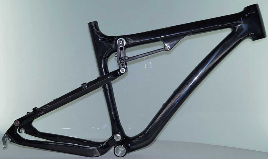bq cycles mtb carbon rahmen fully 26 zoll gr e 21 ebay. Black Bedroom Furniture Sets. Home Design Ideas