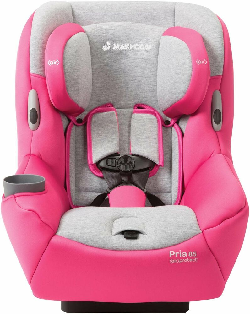 maxi cosi pria 85 convertible car seat passionate pink rear forward facing ebay. Black Bedroom Furniture Sets. Home Design Ideas
