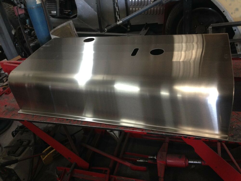 Lincoln Sa 200 Short Hood Brushed Stainless Steel Roof Ebay