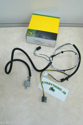 john deere gy21127 wiring harness for clutch l120 l130 145 ... john deere 4020 wiring diagram fuel gauge #3
