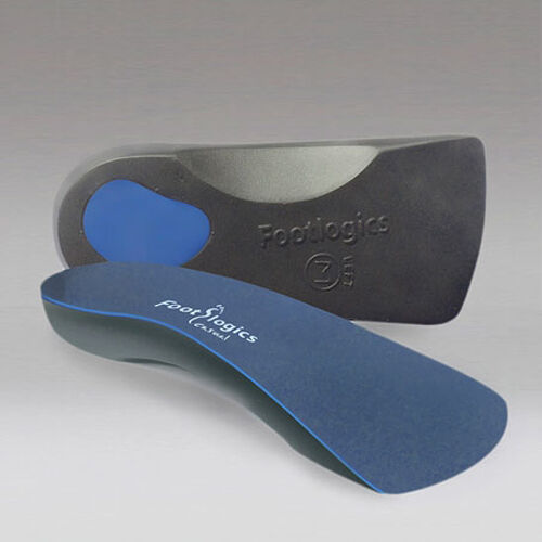footlogics casual orthotic insoles for pronation