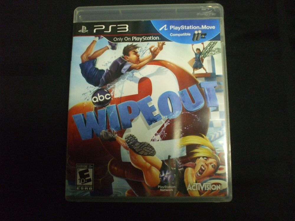 Replacement Case (NO GAME) WIPEOUT 2 PLAYSTATION 3 PS3   eBay