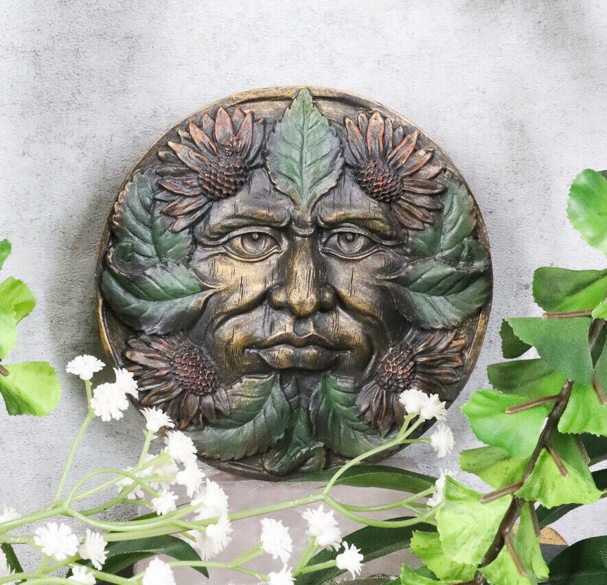 Celtic Greenman Armband: Summer Season Celtic Green Man Greenman Forest Lord Wall