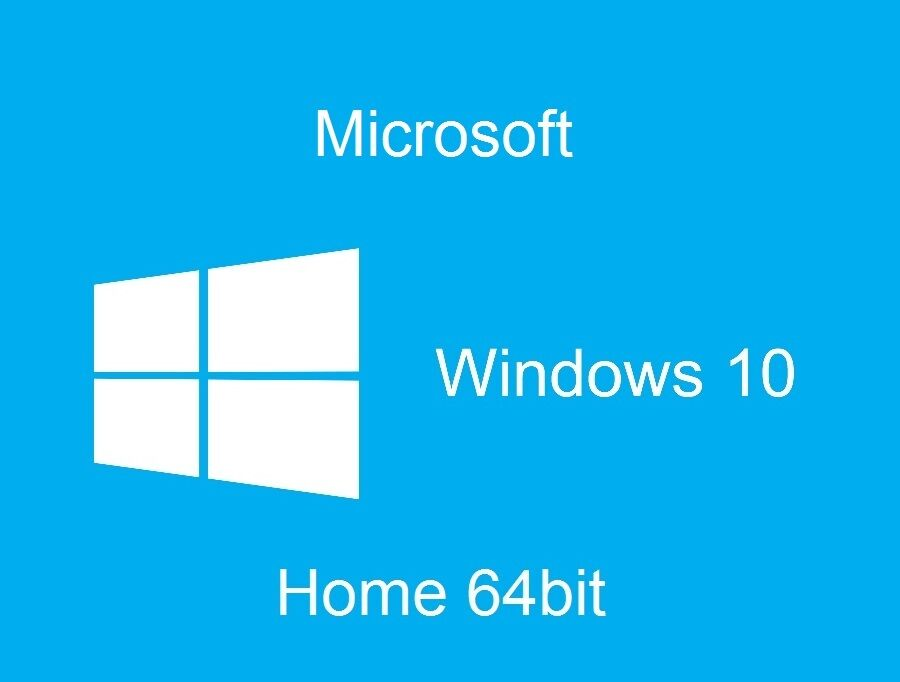 Microsoft ms windows 10 home x64 dvd sold with new for Windows home page
