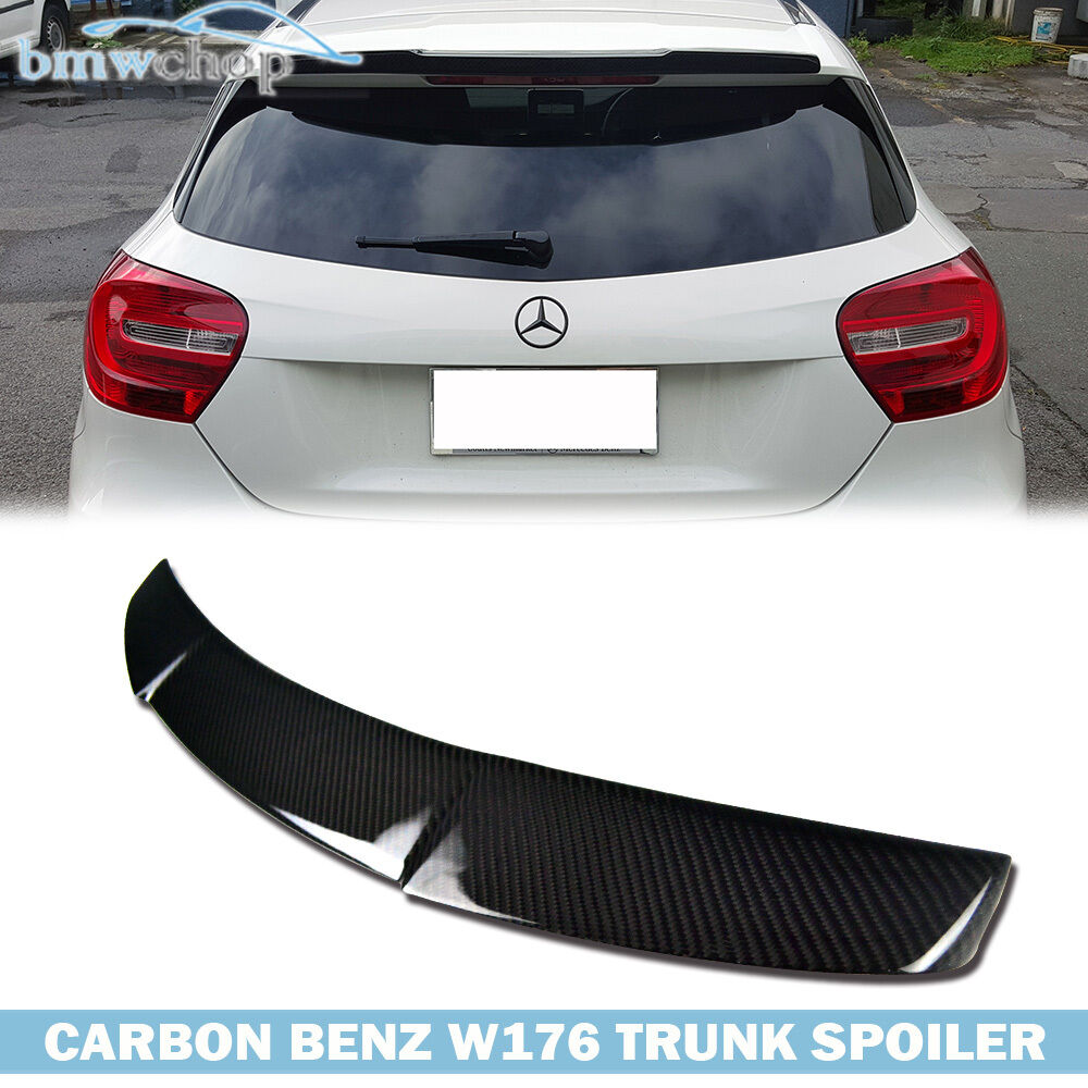 Carbon For Mercedes Benz W176 A-Class Hatchback DTO Type