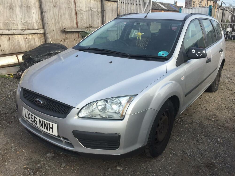 2006 ford focus estate tdci mot spares or repairs ebay for Ford focus 2006 interieur