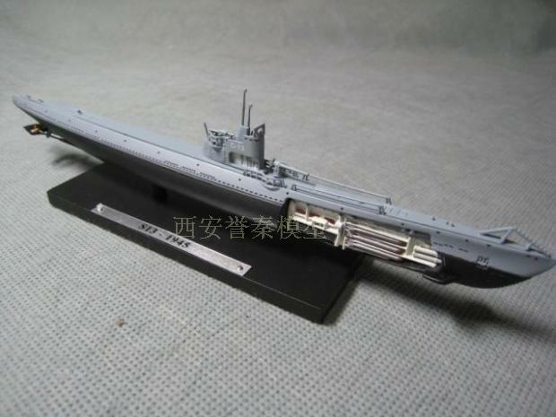 Details about  1/350 Atlas WWII USSR Submarine S-13 1945 Diecast Model Boats Ships model Toy