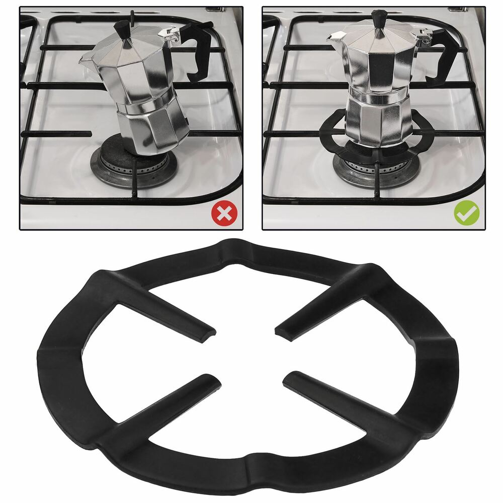 Amos Gas Ring Reducer Trivet Stove Top Hob Cooker Heat