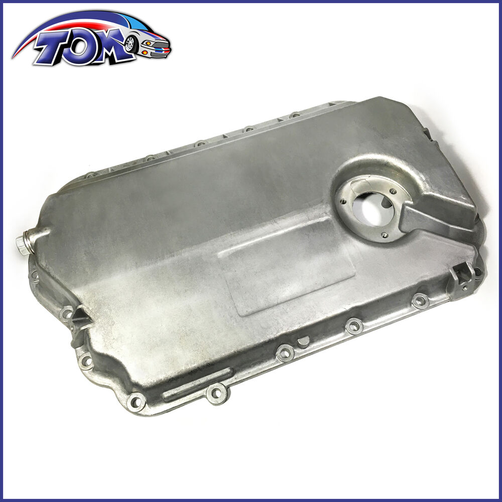 BRAND NEW ENGINE OIL PAN FOR 02-06 AUDI A4 A6 QUATTRO 3.0L