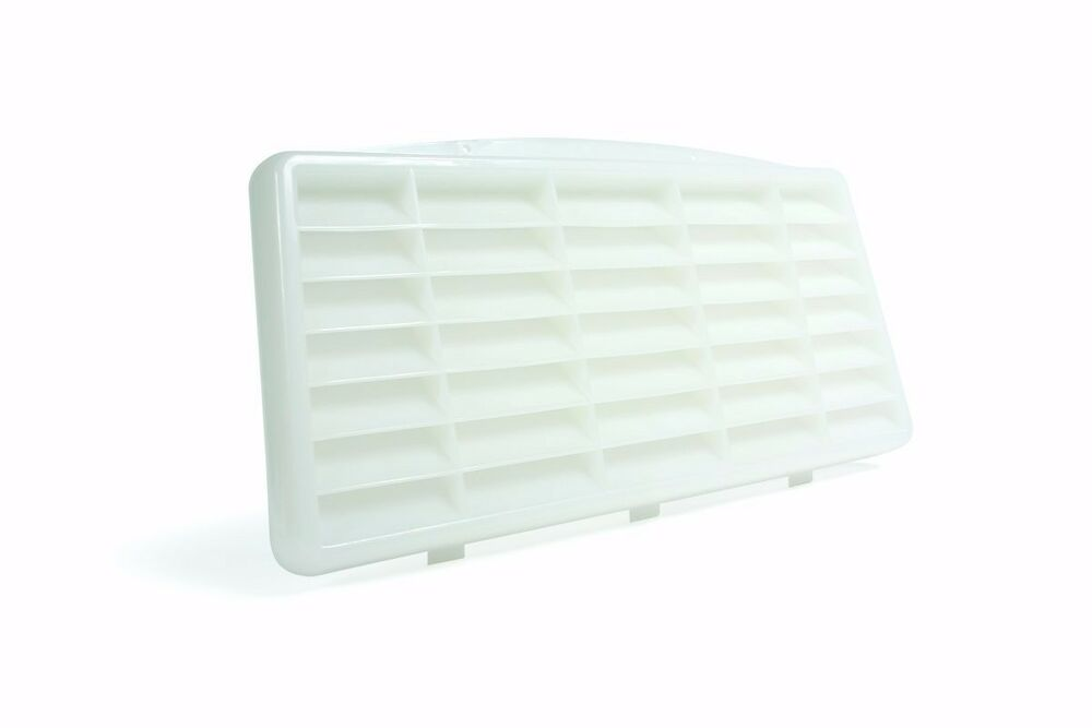 Camco 40439 Replacement Rv Roof Vents White Trailer Vent