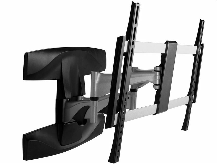 full motion swivel lcd led tv wall mount 37 70 inch max 99lbs 46 47 50 55 60 ebay. Black Bedroom Furniture Sets. Home Design Ideas