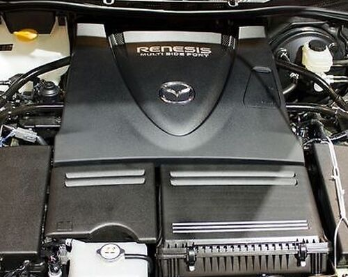 2004 mazda rx8 rx 8 2 6 motor engine wankel 13b 231 ps ebay. Black Bedroom Furniture Sets. Home Design Ideas