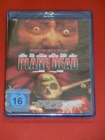 BLU-RAY - PLANE DEAD - ZOMBIES ON A PLANE NEU & OVP