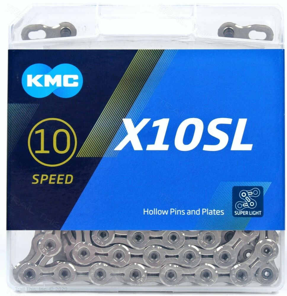 New KMC X10 X10.93 Bike Chain 116L 10 Speed for Shimano SRAM Campagnolo