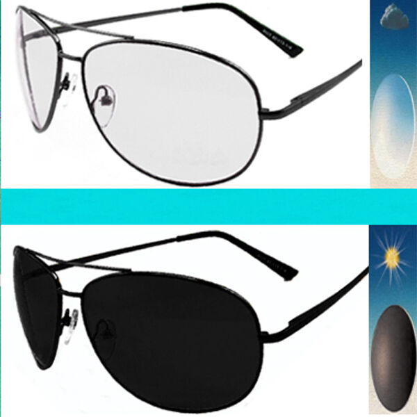 Sunglasses with FAST change Photochromic Transition Lenses ...