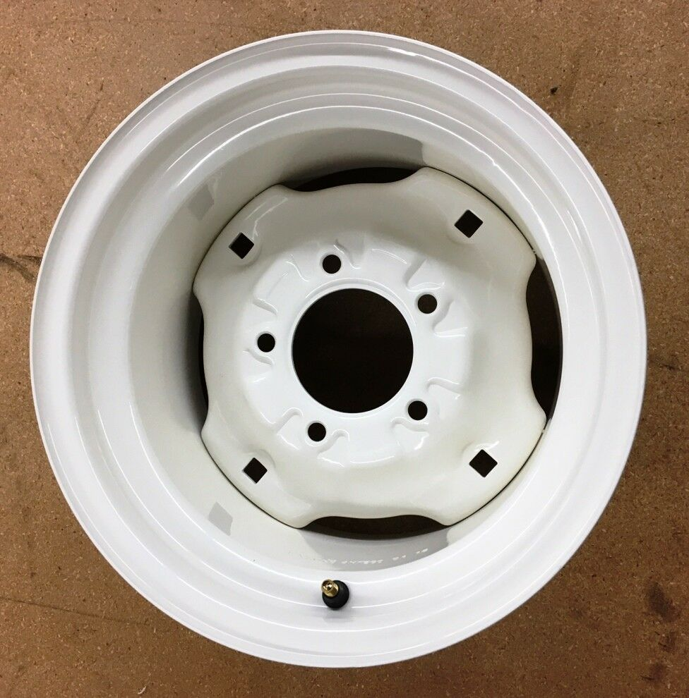 Lawn Tractor Rear Rims : One bolt lawn garden tractor rim wheel fits
