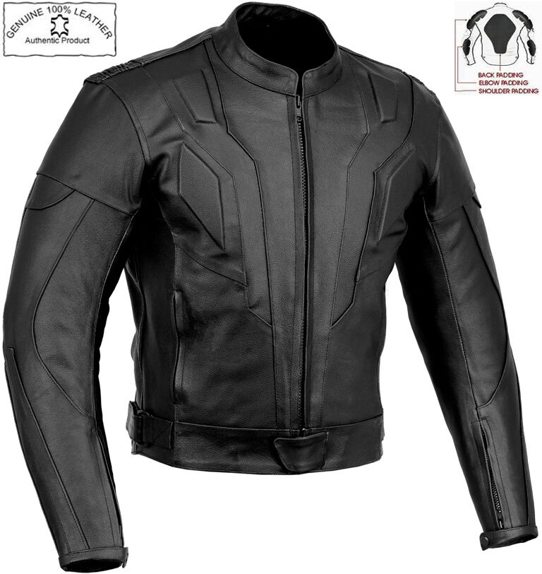 Knight Rider Style Slim Fit Mens Ce Armour Motorbike