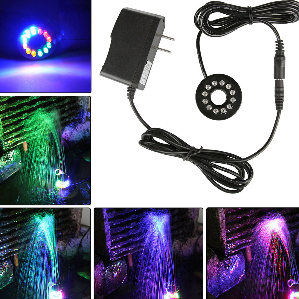 1 X Rgby Color Changing Led Submersible Underwater