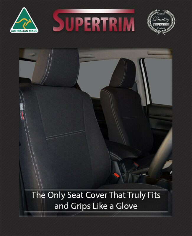 Canvas Car Seat Covers Hilux