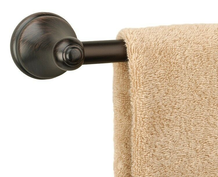 Brentwood Collection 18 Inch Towel Bar Oil Rubbed Bronze