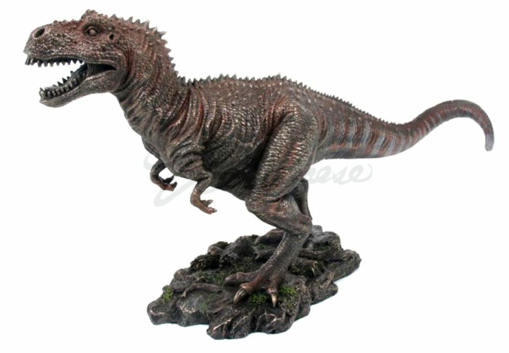 prehistoric tyrannosaur statue dinosaur sculpture jurassic world figurine ebay. Black Bedroom Furniture Sets. Home Design Ideas
