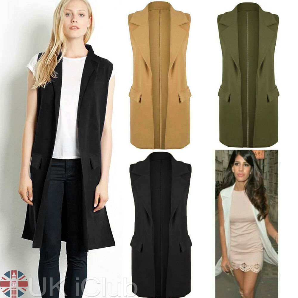 Shop waistcoat cheap online, you can get long, white and black waistcoat for women online at wholesale prices on bestsupsm5.cf