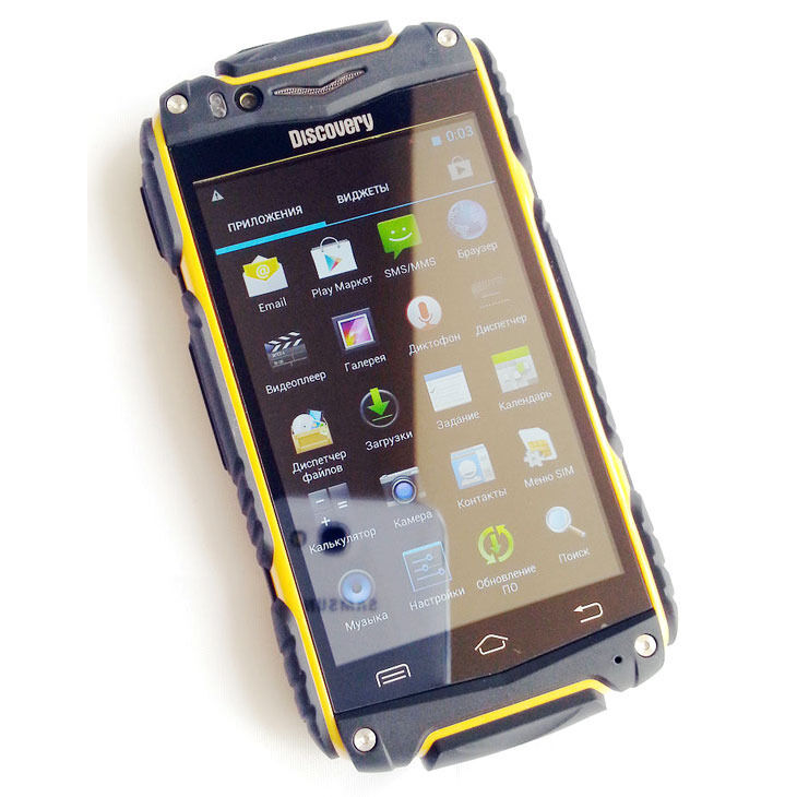 Discovery V8 Smartphone Dual Core 4 Rugged Android 4 2