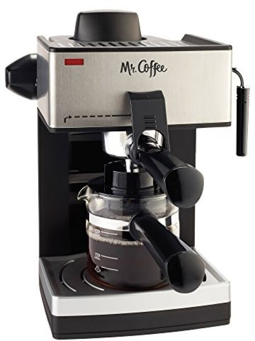 One Cup Latte Coffee Maker : Espresso Machine Maker Cappuccino Coffee Latte Automatic Steam Steel Pump New 666670983571 eBay