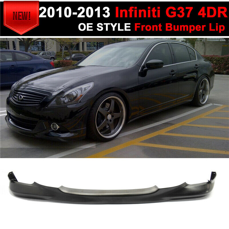 1992 Infiniti G Exterior: Fit For 10-13 Infiniti G37 4 Door Sedan OE Front Bumper