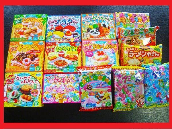how to make popin cookin bento