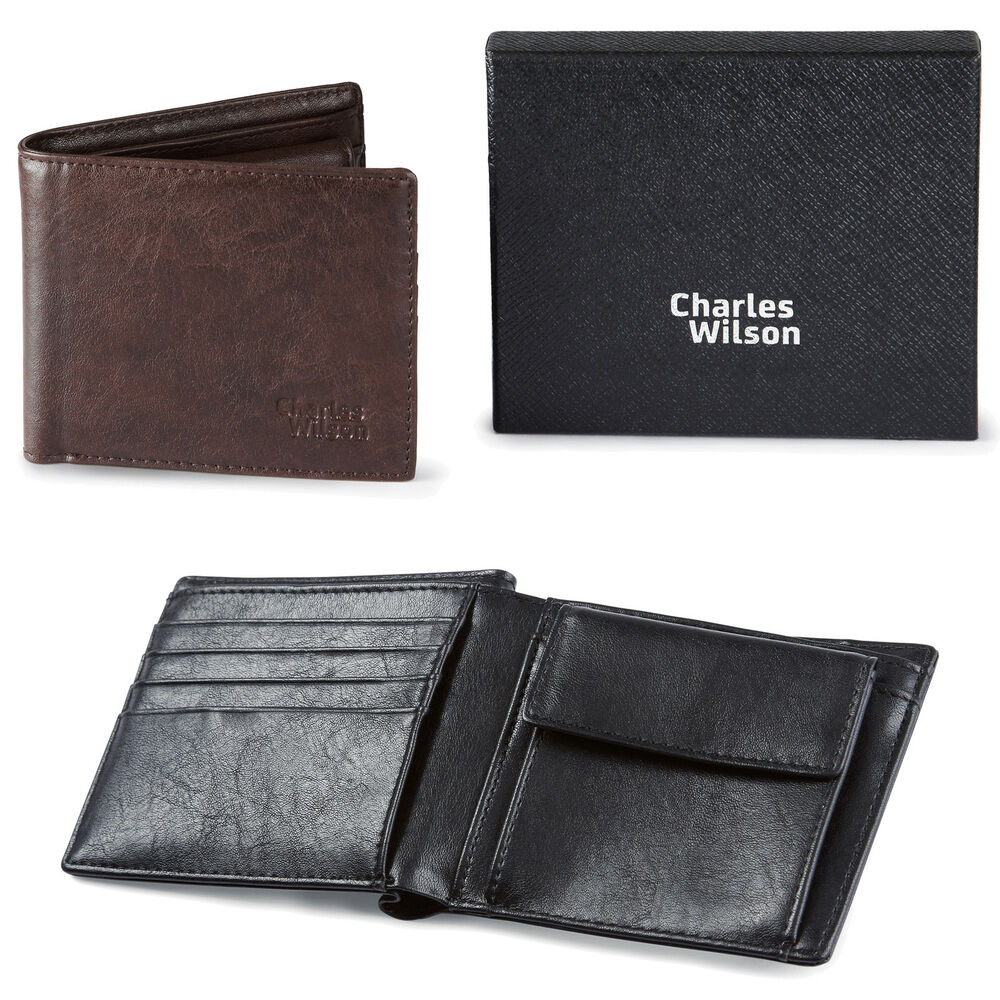 wilson leather coin purse
