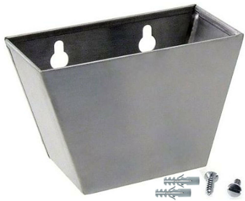 Beer Bottle Cap Catcher Stainless Steel Including Wall
