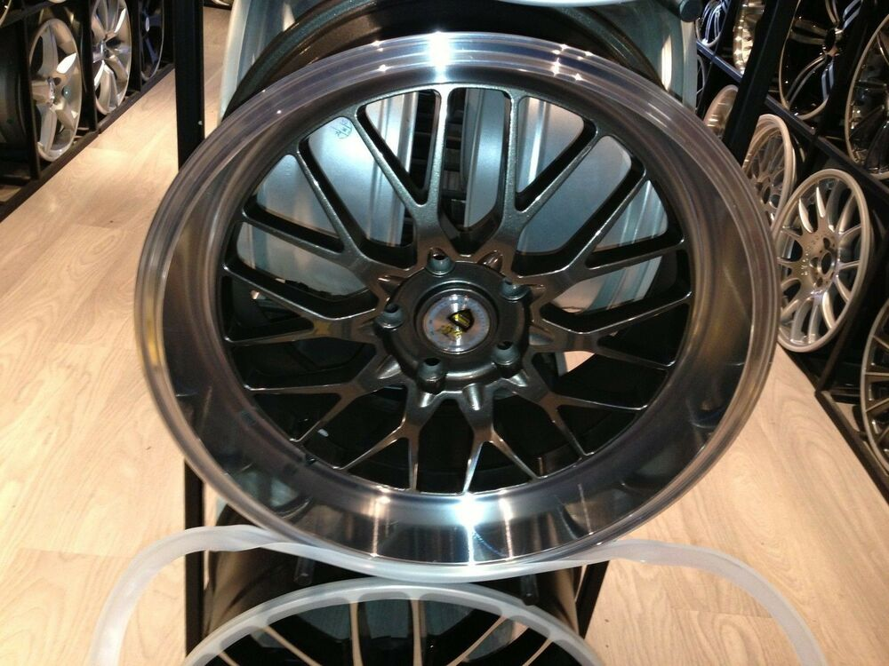 19 Quot Tyrus Alloy Wheels Gm No Tyre Bmw E90 3 Series Wider