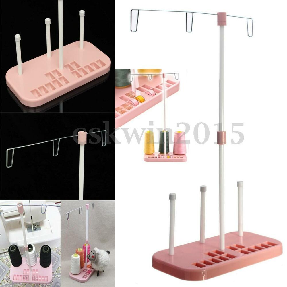 thread spool holder for sewing machine
