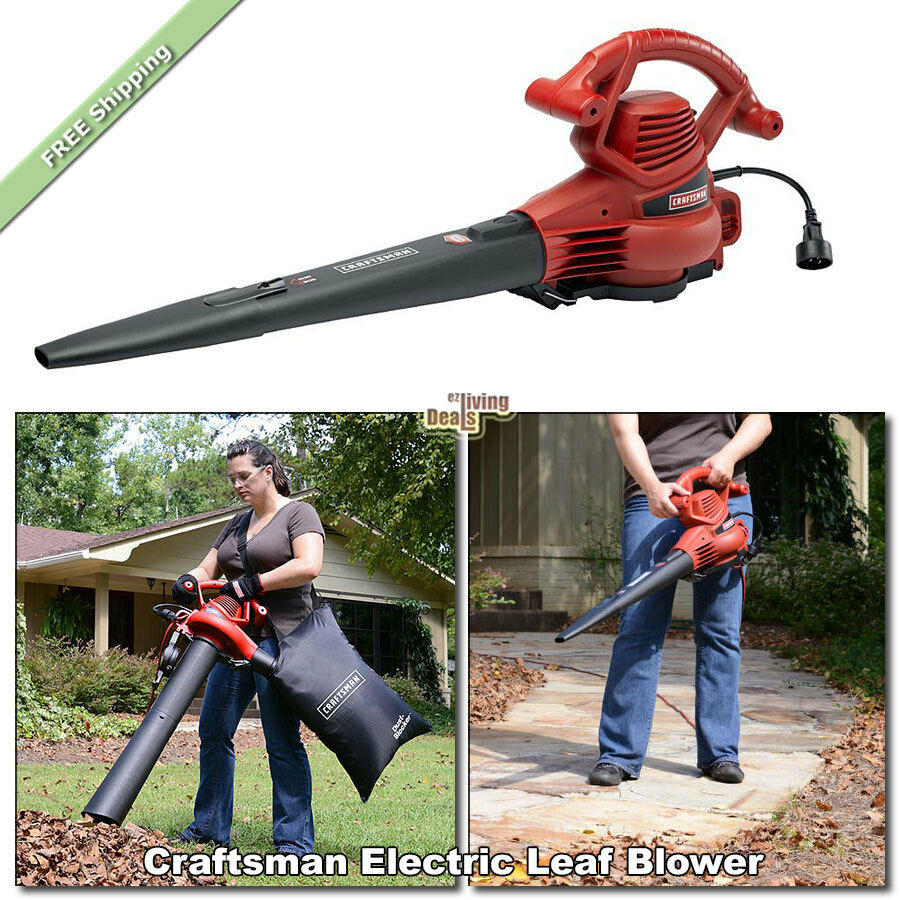 Best Electric Leaf Blower Vacuum : What is the best leaf blower amp