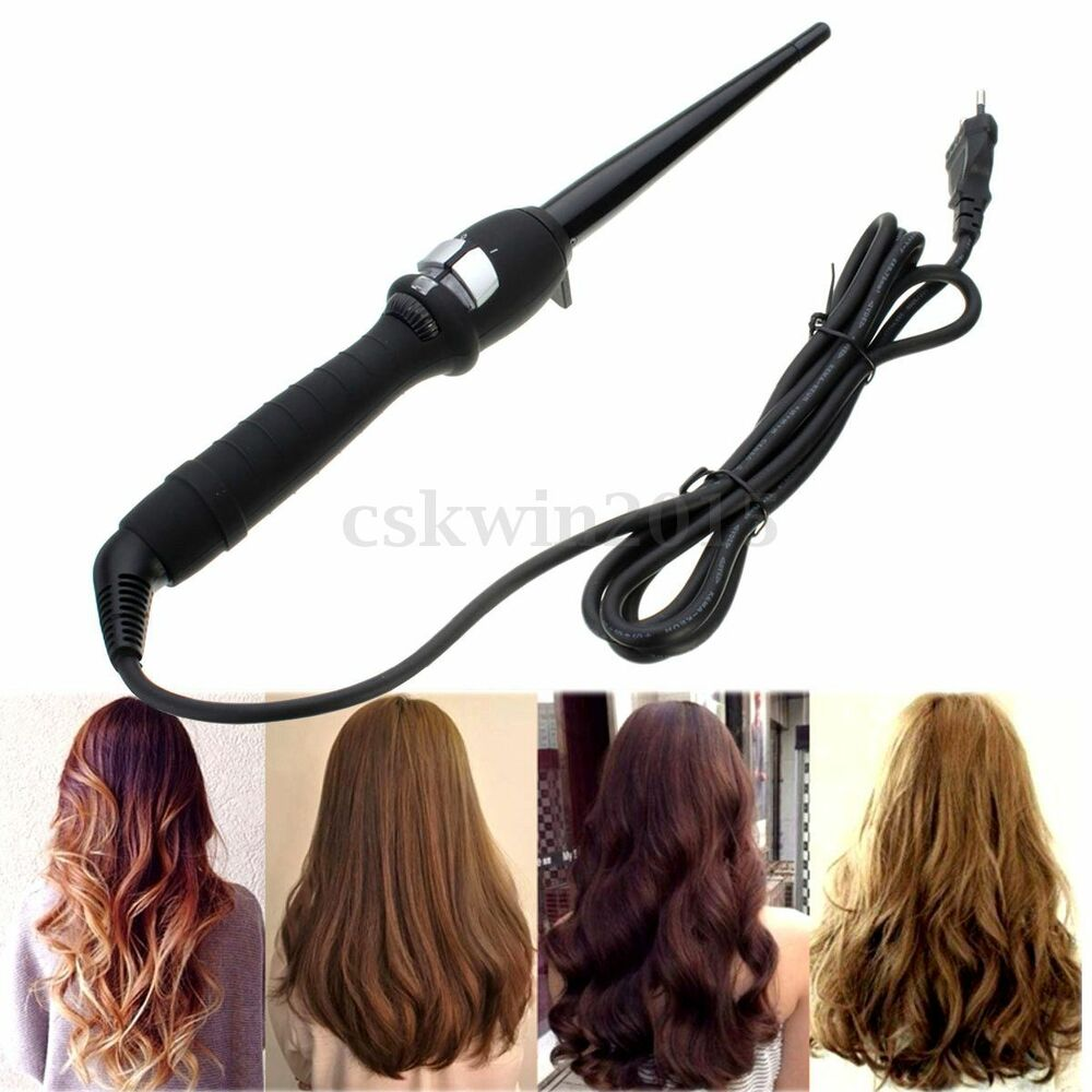Professional Curling Iron Liquid Crystal 19mm Hair Curler