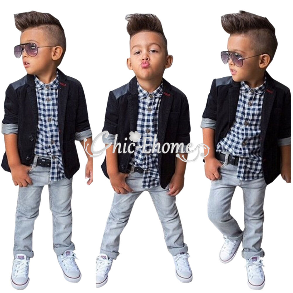 baby jungen 3tlg set anzug jacke mantel shirt hemd hose. Black Bedroom Furniture Sets. Home Design Ideas