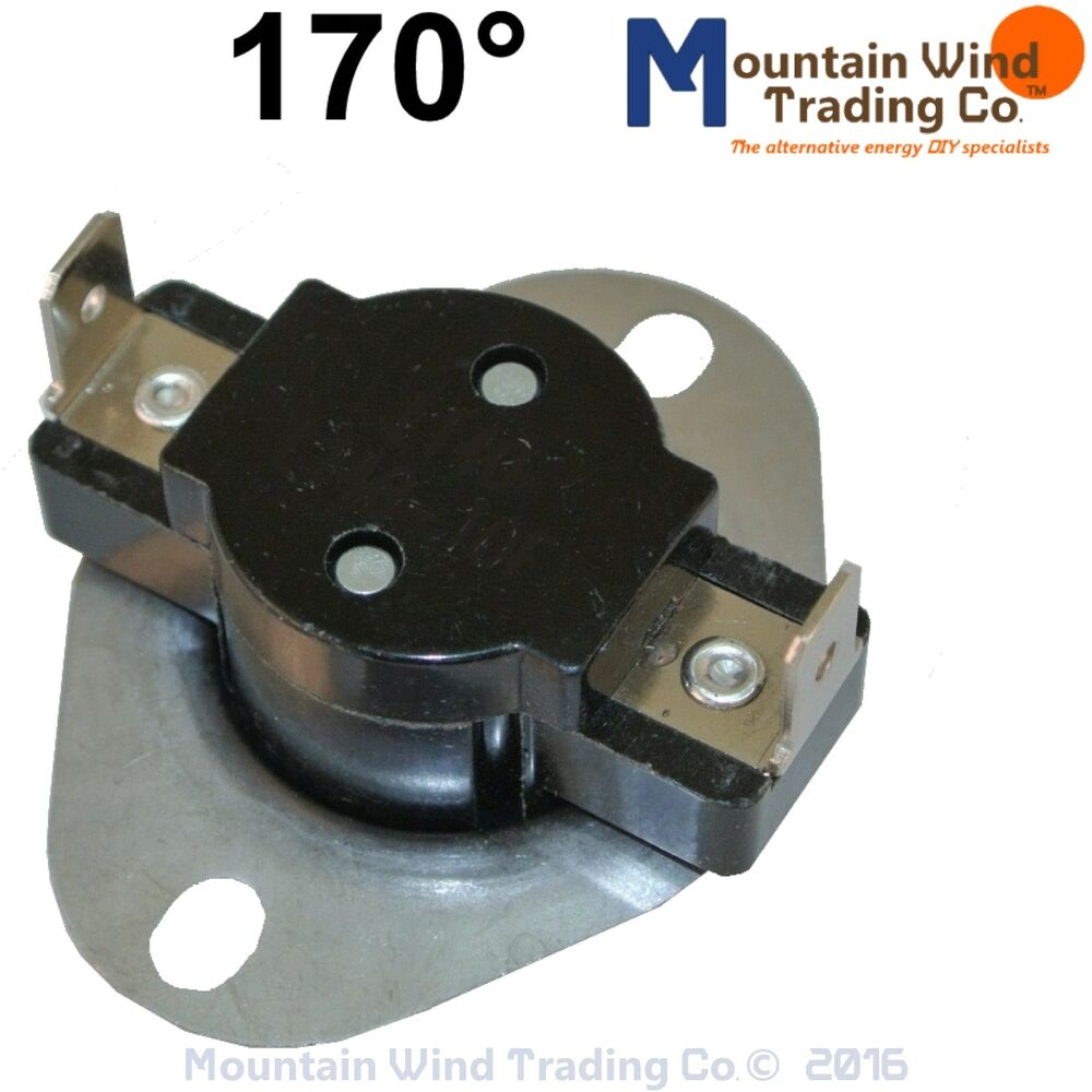Water Heater Thermostat For Dc Water Heating Elements 170