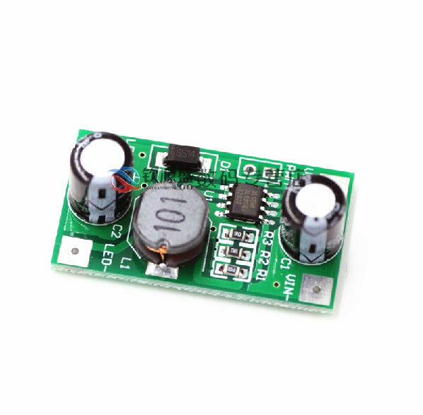 1pcs 5 35v 3w led driver 700ma pwm dimming dc to dc step down constant current ebay. Black Bedroom Furniture Sets. Home Design Ideas