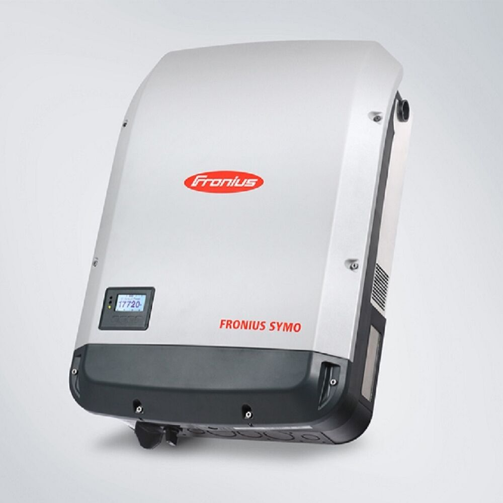 fronius symo 10 0 3 208 240 solar string inverter ebay. Black Bedroom Furniture Sets. Home Design Ideas