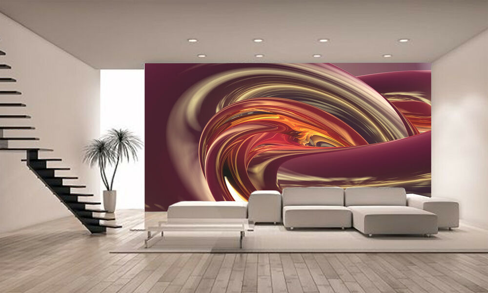 3D Abstract Background Wall Mural Photo Wallpaper GIANT ...