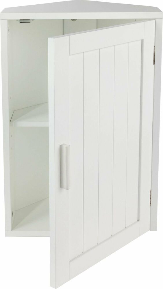 white corner bathroom unit white storage unit cabinet standing grooming wooden corner 21516