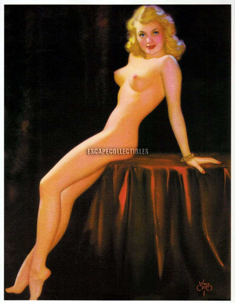 pin up nude hot