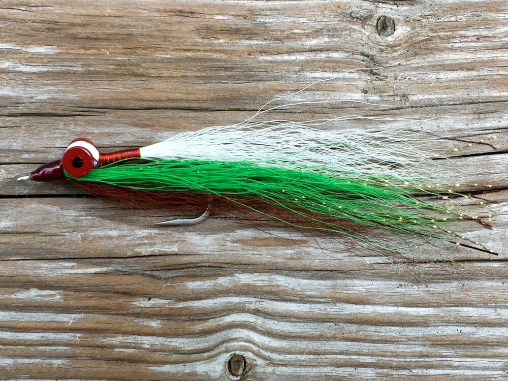 Fly fishing flies trout redfish bass clouser deep for Fly fishing flies for bass